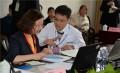 兰州市一医院迎接中国胸痛中心总部专家现场核查