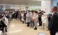 【硬核担当 紧急驰援】兰州市第一人民医院120名医护星夜驰援管控社区开展核酸采样
